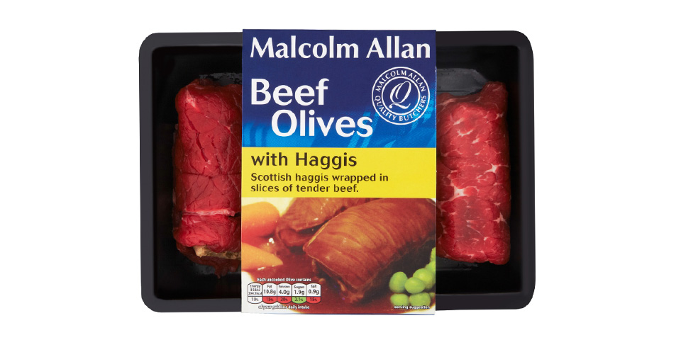 How To Make Haggis Beef Olives