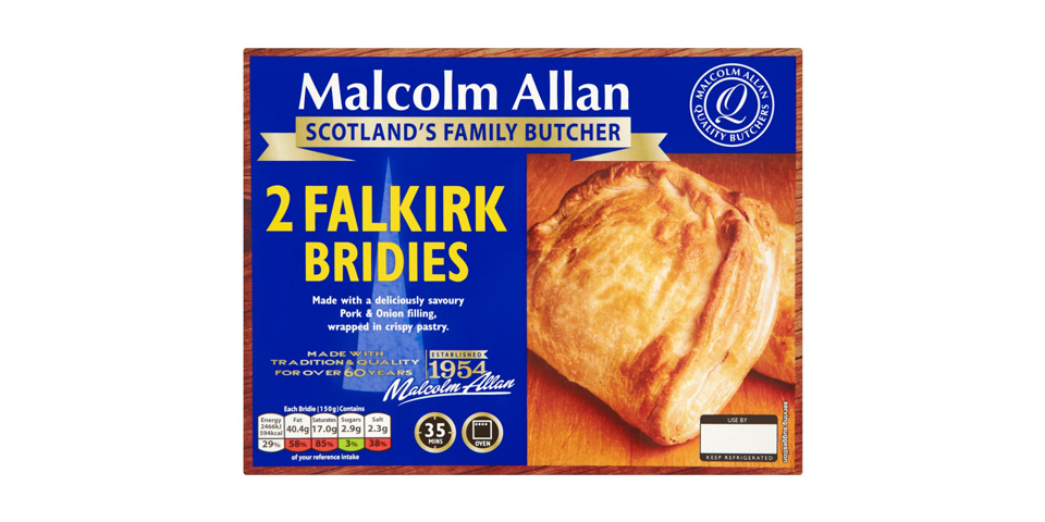 Falkirk Bridies
