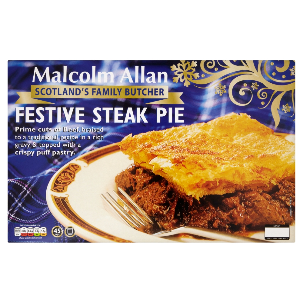 News - Malcolm Allan Steak Pies go down well at charity ...